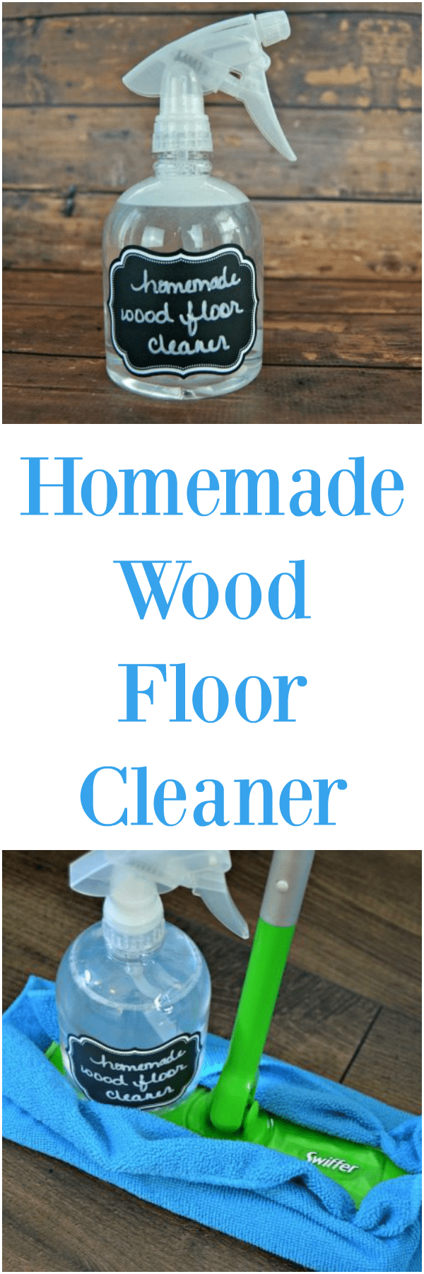 Homemade Tile Floor Cleaner
