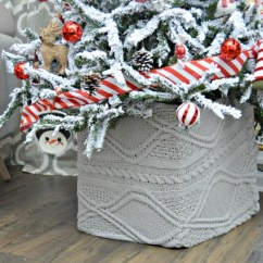 Crochet Christmas Chair Covers Pride Electric Lift Repair Tree Trunk Cover Mom 4 Real Sign Up For S Emails To Get All Of The Easy Tips And Tricks Delivered Right Your Email Inbox Chat Directly With Jess