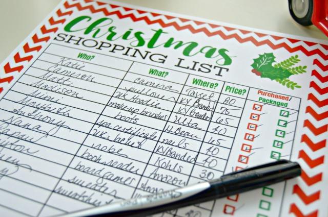 smart buyer bikin shopping list untuk atur strategi belanja