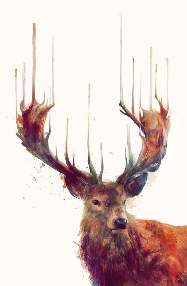 Red Deer Art