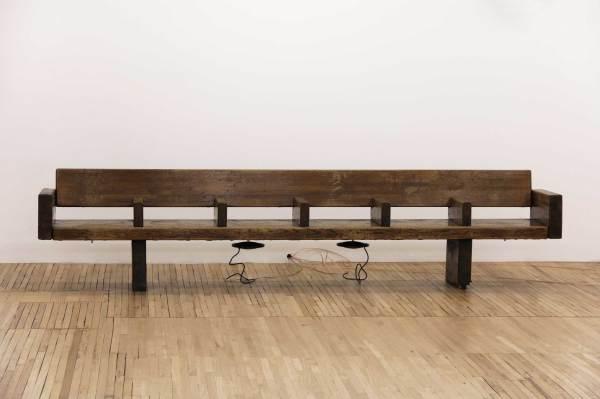 Art Gallery Benches