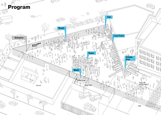New York / Young Architects Program