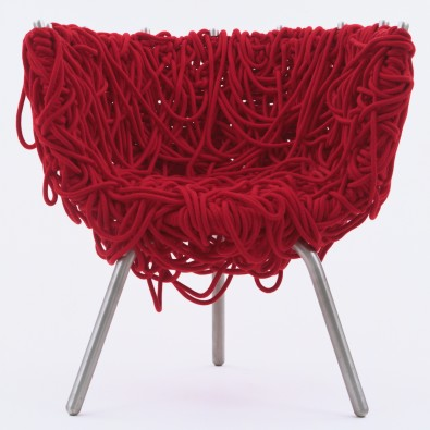 campana brothers favela chair ergonomic drafting chairs melbourne moma fernando and humberto vermelha 1993 learning