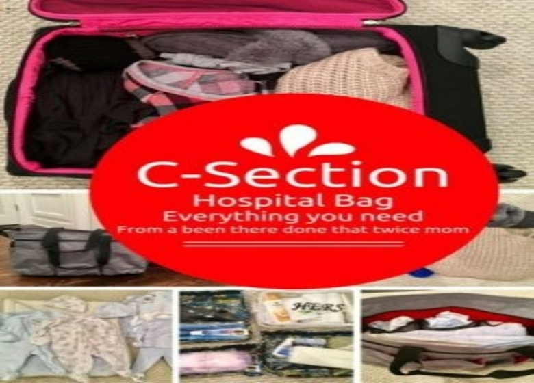 Moma Baby Etc - What To Pack For C-Section Delivery