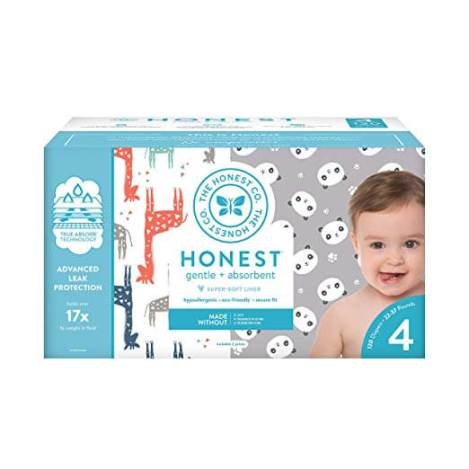 Honest biodegradable diapers
