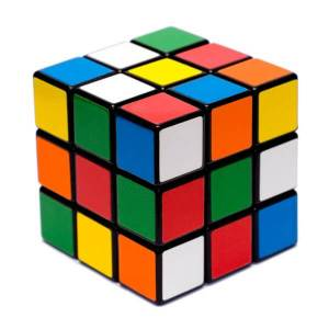 Rubik's cube for kids