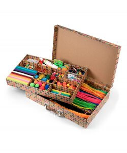 arts and craft library set