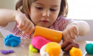 play dough for kids