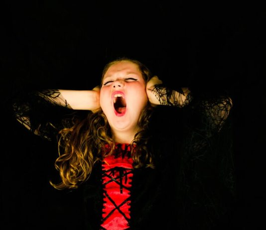 angry child outbursts