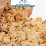 how to make healthy microwave popcorn