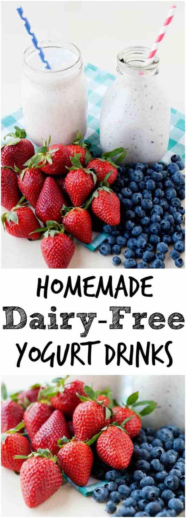 Dairy Free Yogurt Drinks Recipe