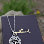 Tree Of Life Necklace From Hallmark Jewelry Gifts For Mom