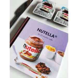 Muffins met Nutella