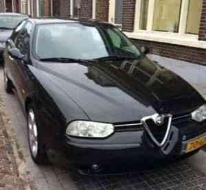 Ben jij de nieuwe eigenaar van onze Alfa Romeo 156 JTD?