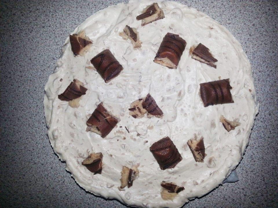 Kinder Bueno Cheesecake