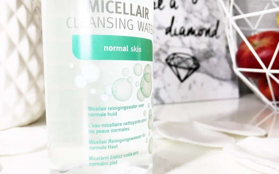 Action Micellair Cleansing Water