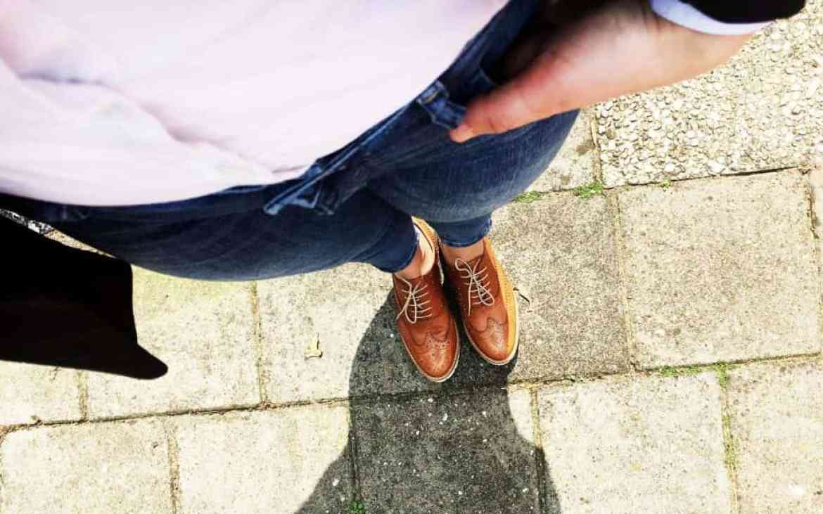 Veterschoenen, brogues