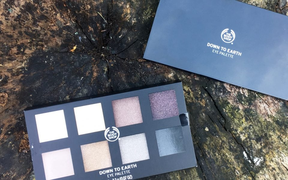 Down to Earth Eye Palette