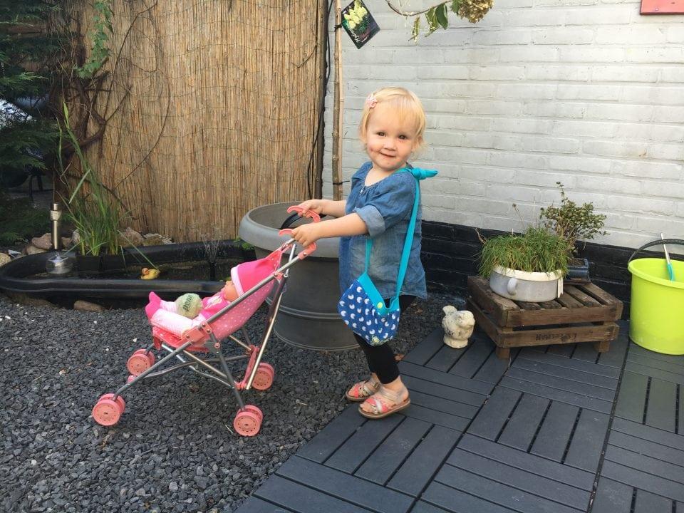 kleine meisjes worden groot, trends