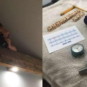 DIY | Geboortekaartje zelf maken