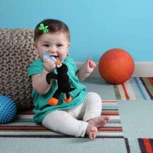 PaciPlushie biedt troost aan premature baby's