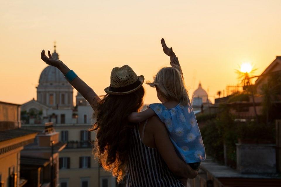 citytrip naar Rome met je kind