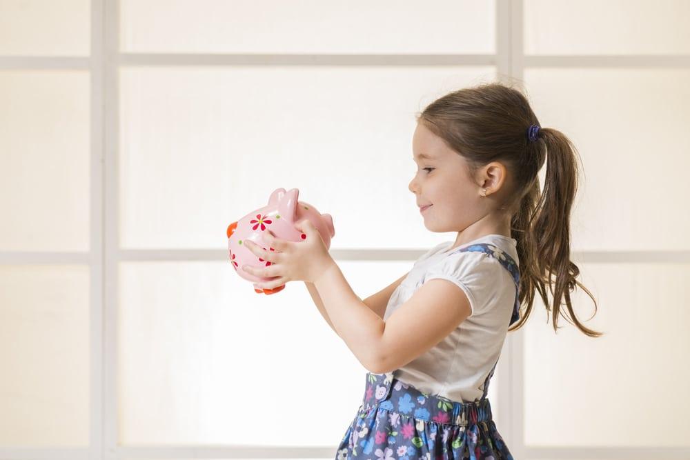 Sparen voor mijn kind