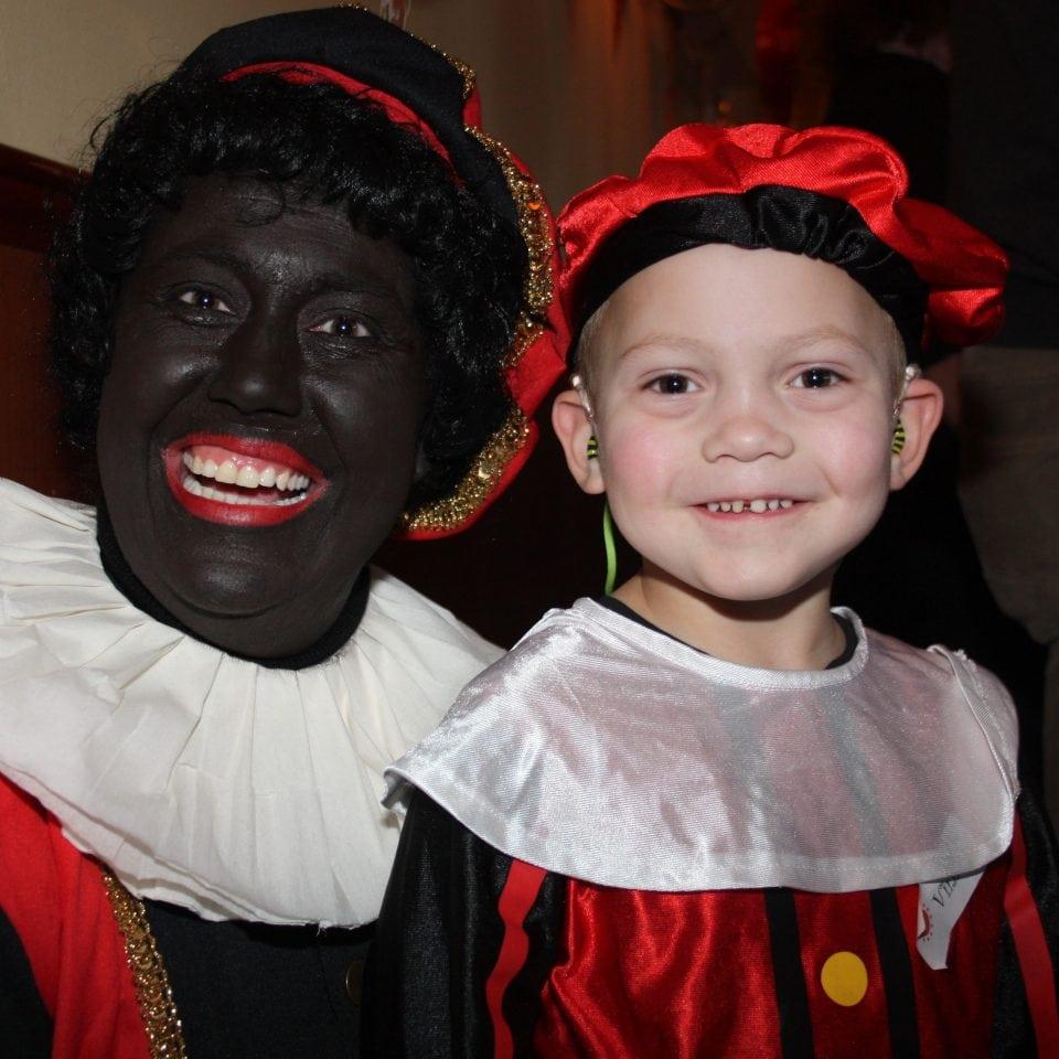 Sinterklaasfeest voor dove en slechthorende kinderen