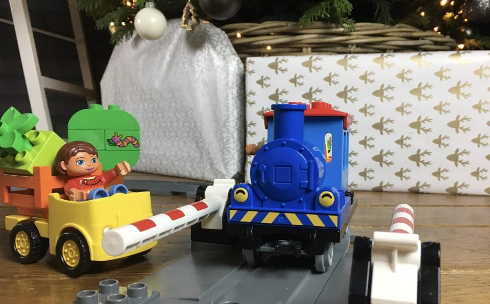 Lego Duplo duwtrein review