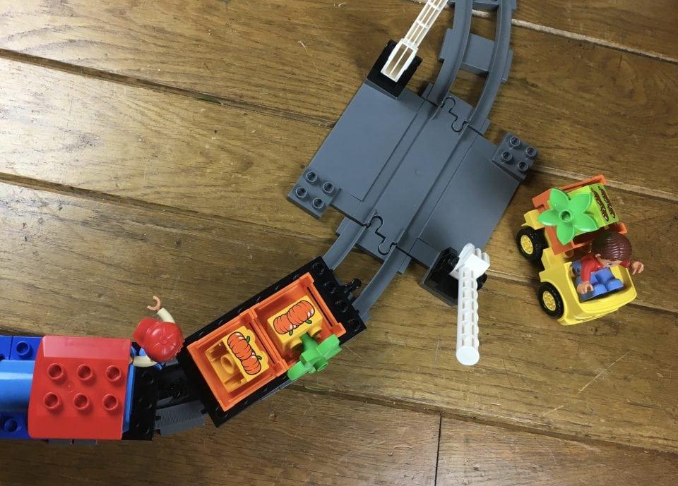 Lego Duplo duwtrein review