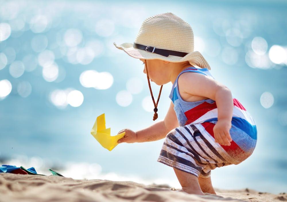 zomer-EHBO kinderen ontspannen familievakantie