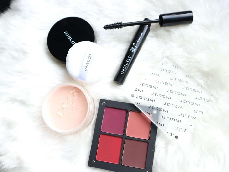 Inglot Freedom System , inglot mascara, lash enchancer, inglot HD Illuminizing Loose Powder