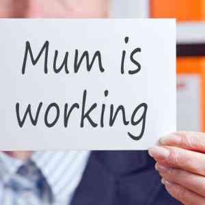Ik ben een werkende moeder, nou en!