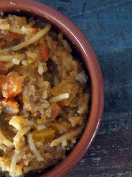 Baby Recept | Spaghetti met gehakt