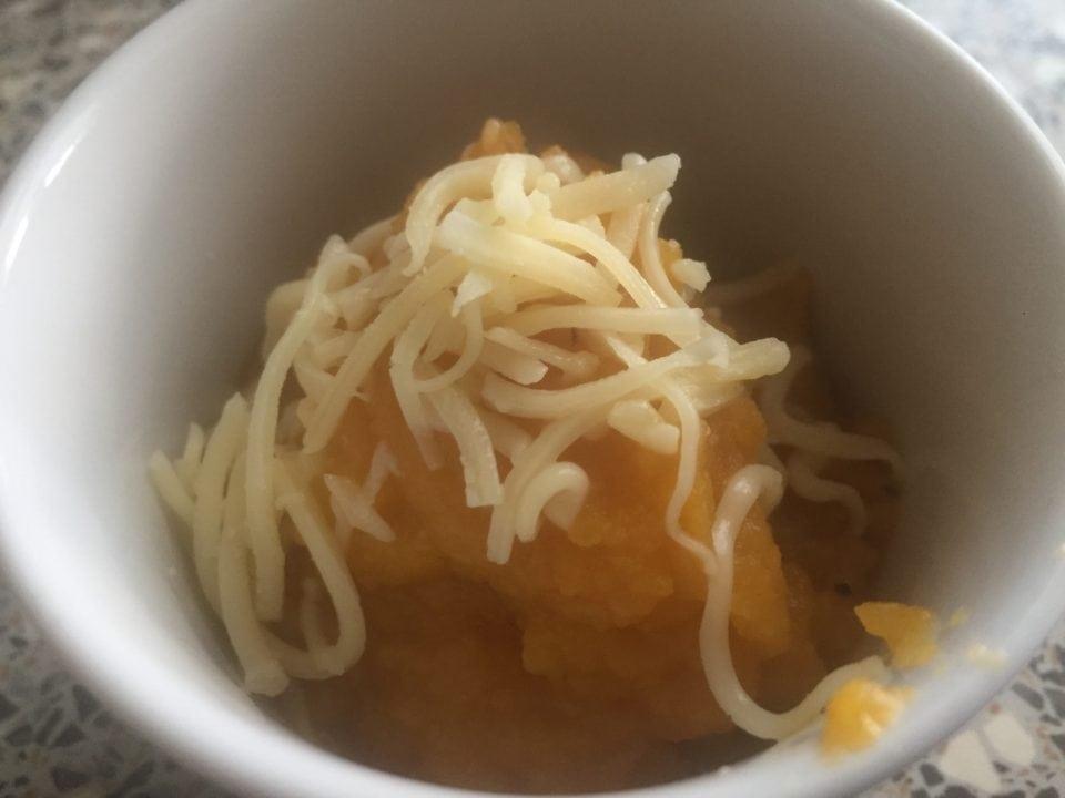 pompoen met aardappel