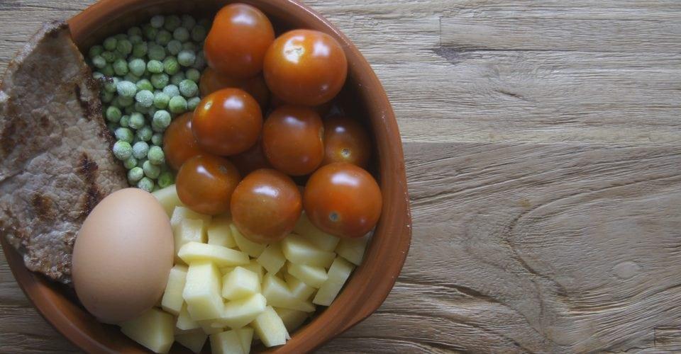 Rundvlees met tomaat