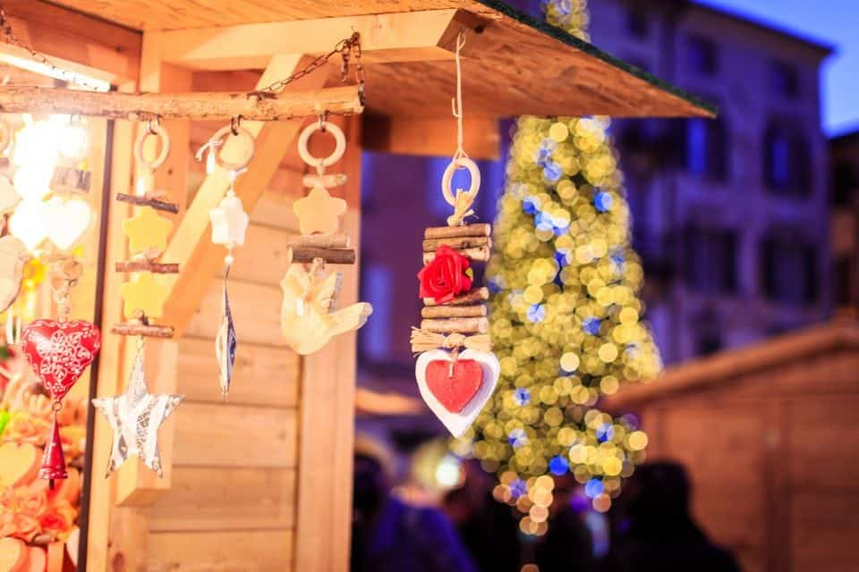 kerstmarkten in Nederland winterfair