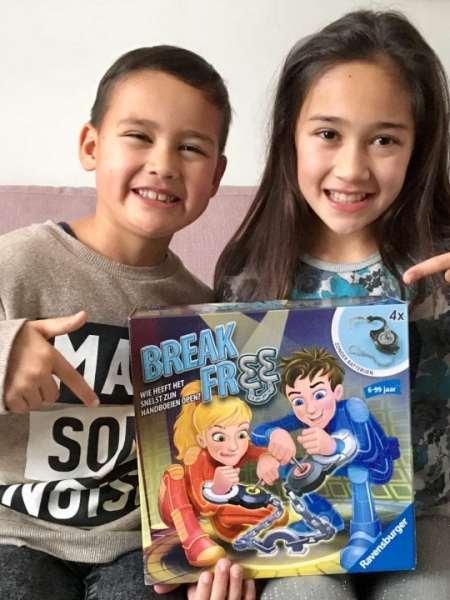 Break Free | Een spannend spel voor jong en oud