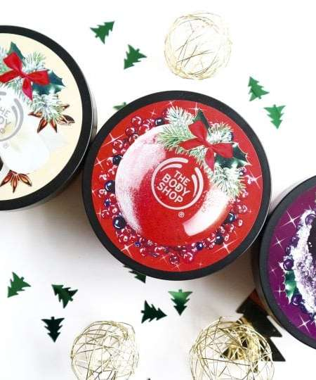 The Body Shop Seasonal Body Butters | Ambitious Advent