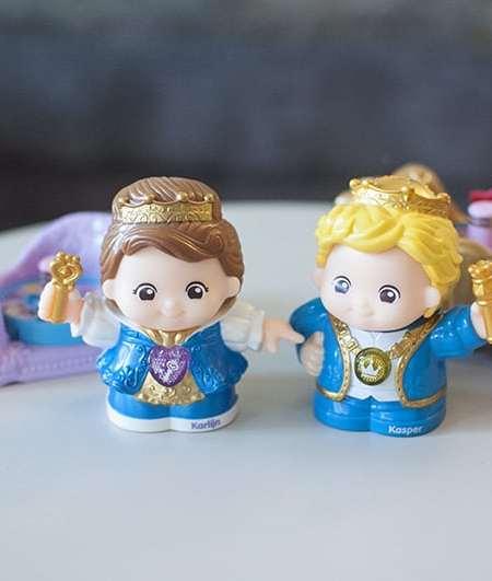 Win vrolijke vriendjes Koning Kasper en koningin Karlijn