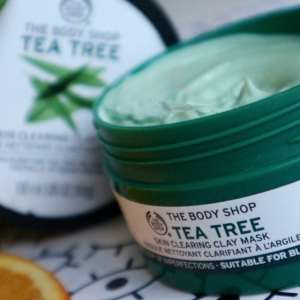 MASK MONDAY | The Body Shop Tea Tree Masker