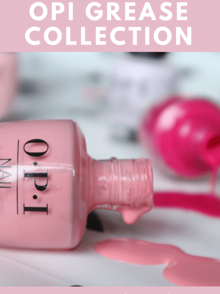 OPI Zomer 2018 | OPI Grease Collection