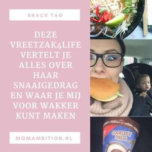 Snack Tag | Ramen Noodles, Nacho's of een dikke vette burger?
