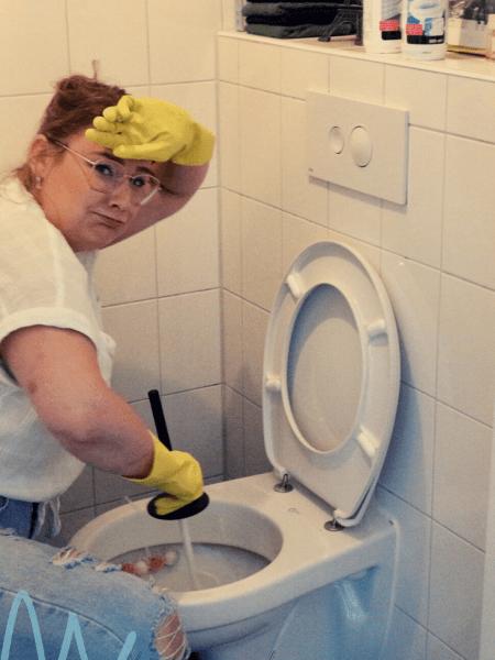 Schoonmaak tips voor luie vrouwen