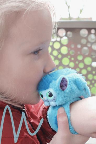 Review Little Live Pets Wrapples : Het meest schattige draagbare huisdier ooit!