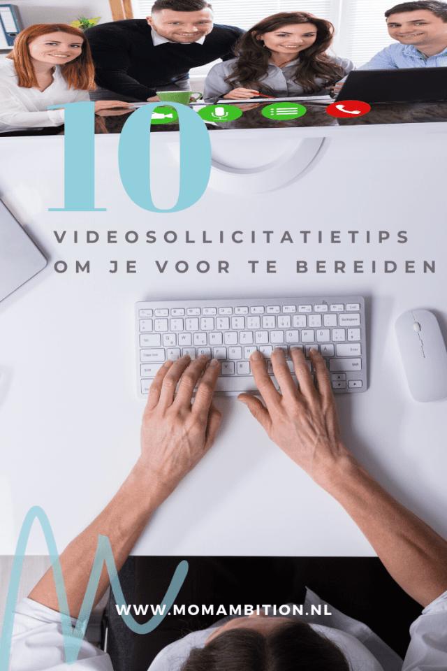 Pinterest momambition 10 videosollicitatie tips voorbereiden sollicitatiegesprek