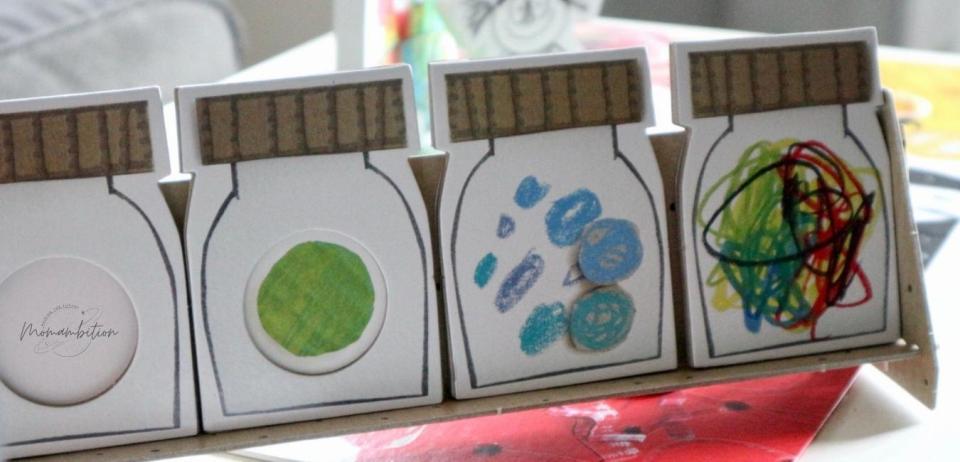 het kleurenmonster bordspel review