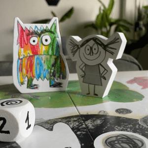 Het Kleurenmonster Bordspel review | Momambition5jaar Winactie