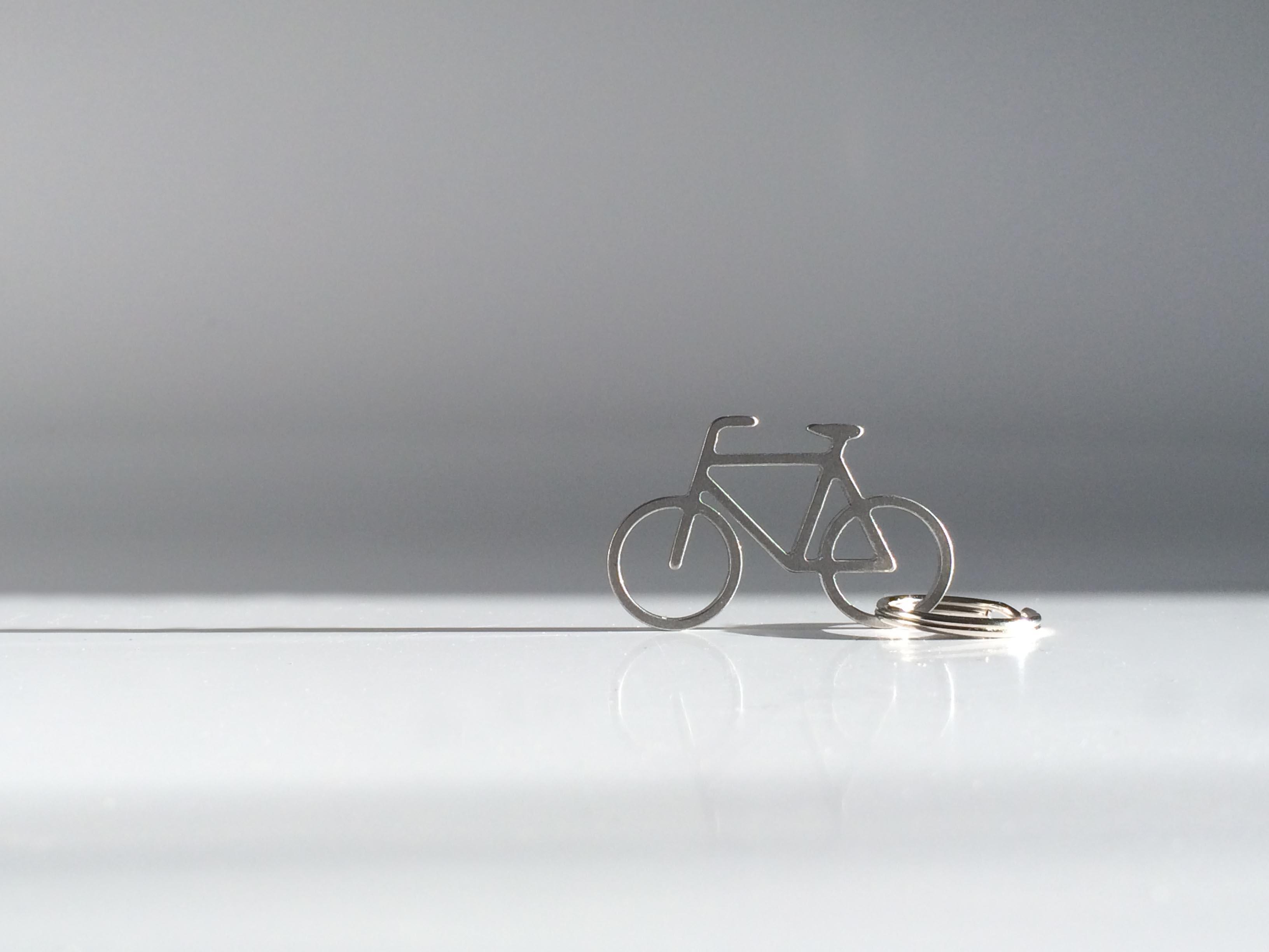 Bike – recycled key chain | mo man tai
