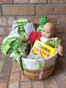 Tiana Themed Easter Basket